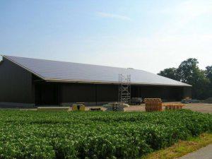 Bauernhof Erkelenz 138 kWp Yingli 230 W Modul