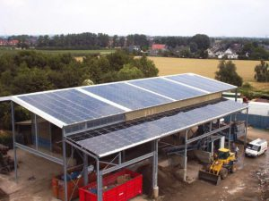 Kieswerk Tönisvorst 36 kWp