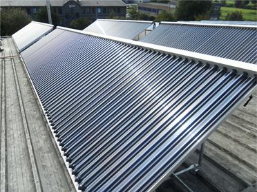 solare Großanlage für Industrie & Gewerbe