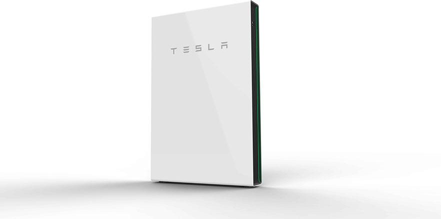 Tesla Powerwall für E-Autos