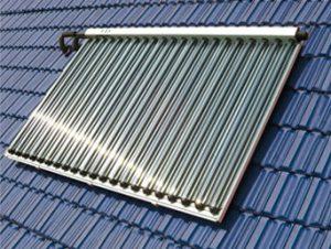 Solarwärme für Ein- und Zweifamilienhäuser